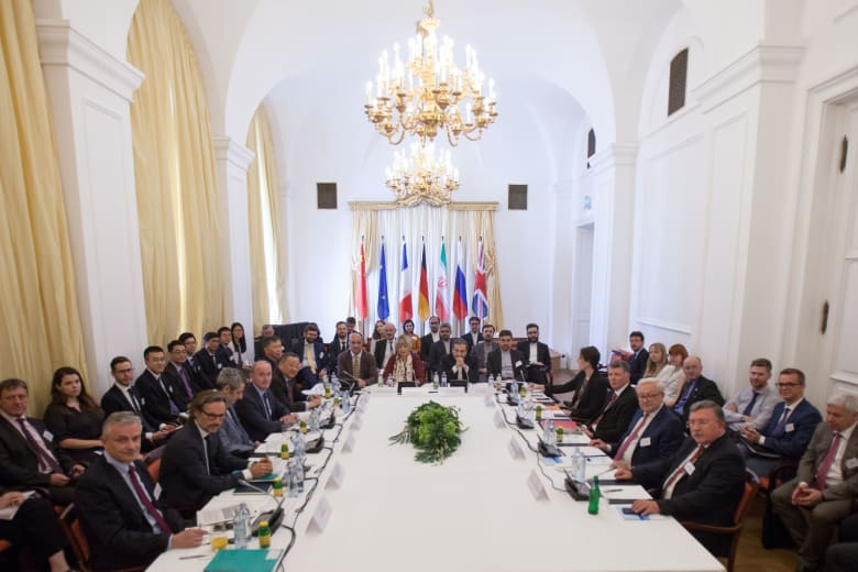 اجتماع للدول الموقعة على الاتفاق النووي مع إيران في فيينا