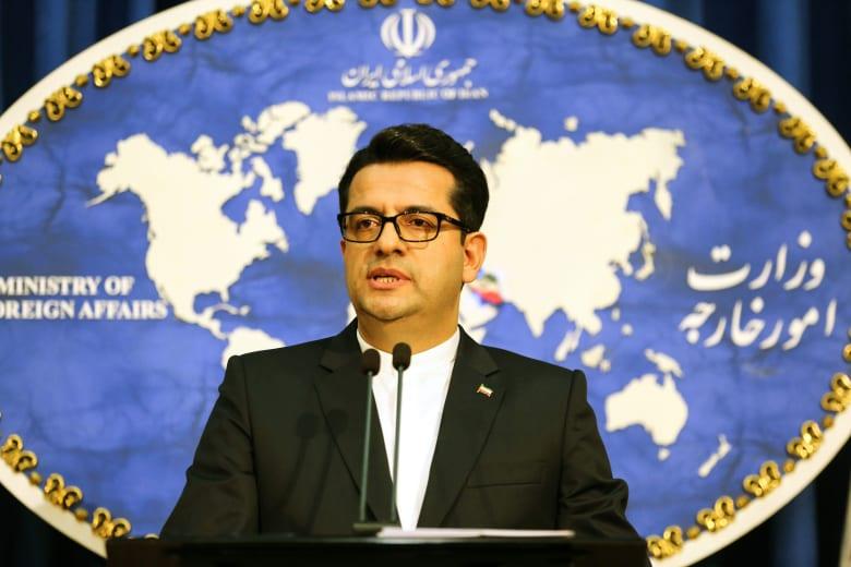 عباس موسوي المتحدث باسم الخارجية الإيرانية