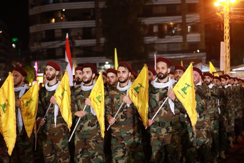 مقاتلو حزب الله اللبناني