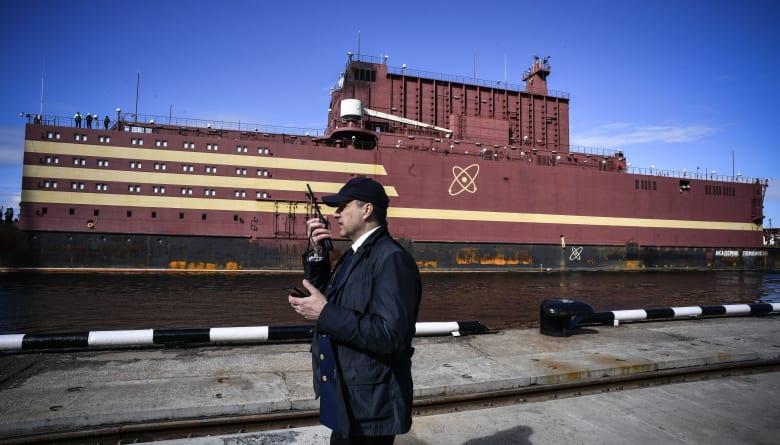 مقر وكالة روساتوم المشرفة على كافة المشروعات النووية في روسيا