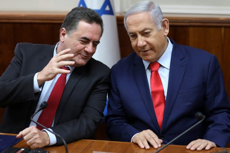 رسالة من وزير خارجية إسرائيل إلى نظيره البحريني بمناسبة عيد الأضحى