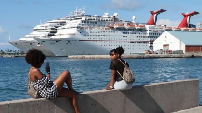 سفن بحرية سياحية