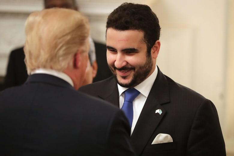خالد بن سلمان يصل واشنطن بأول زيارة رسمية بعد مغادرة منصبه وسط قضية خاشقجي