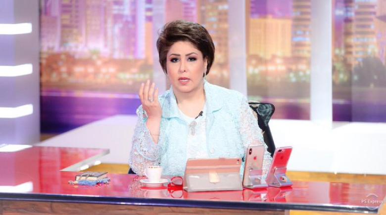 """فجر السعيد تشكر ولي العهد السعودي و""""عائلة مبارك"""" بعد أزمتها الصحية"""