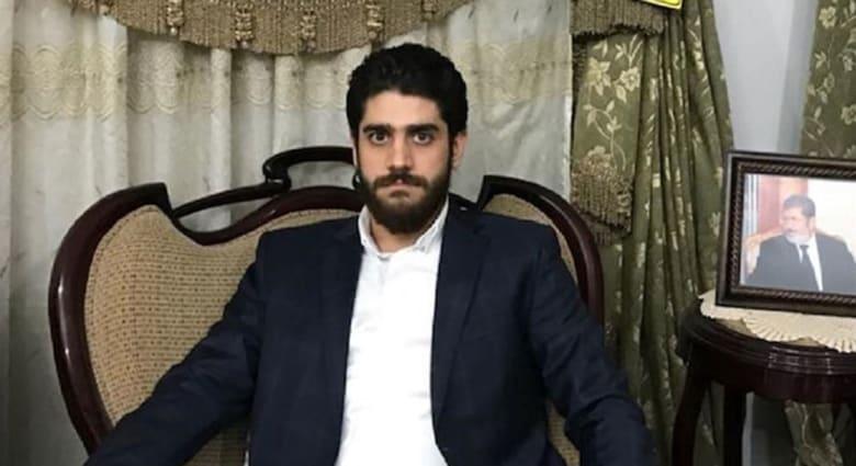 الإخوان: وفاة عبدالله الابن الأصغر لرئيس مصر الأسبق محمد مرسي.. وهذا السبب