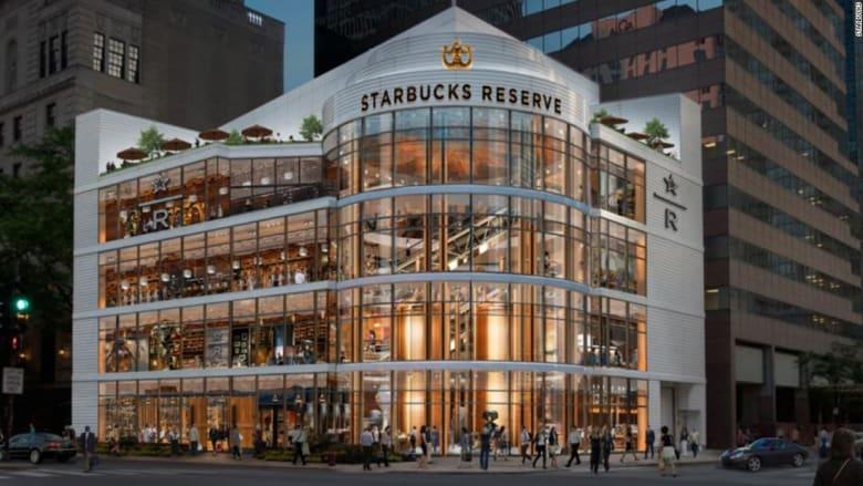 ضمن خطط ستاربكس التوسعية.. افتتاح أكبر مقهى مكون من 4 طوابق