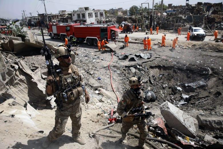 كامليا انتخابي فرد تكتب عن الغاء ترامب محادثات السلام مع طالبان: أهل أفغانستان يشكرون الرئيس الأمريكي في قلوبهم