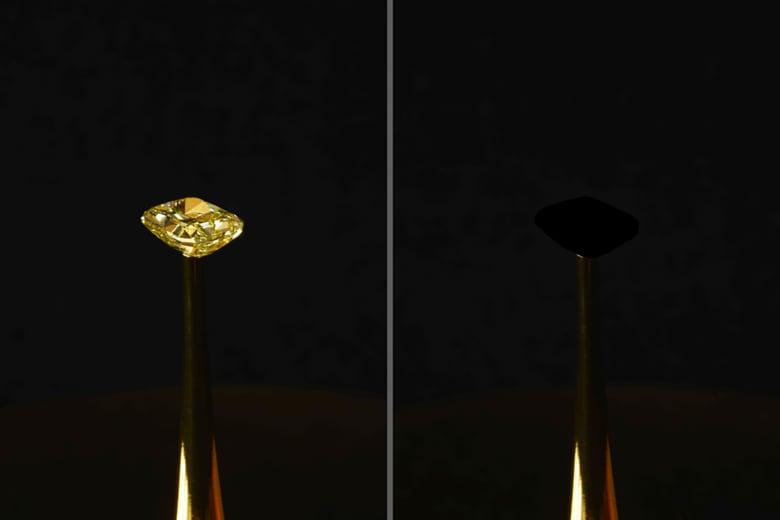 تمتص 99.995% من الضوء.. هل هذه هي المادة الأكثر سواداً على وجه الأرض؟