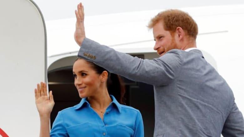 كيف سيحلق الثنائي الملكي هاري وميغان إلى جنوب أفريقيا
