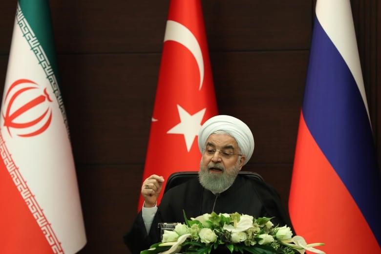 """روحاني: إعلان """"هرمز للسلام"""" في الأمم المتحدة الأسبوع الجاري"""