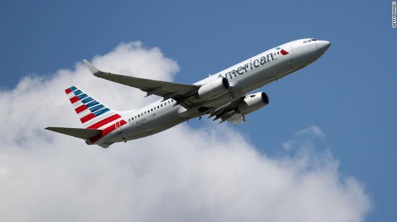 راكب مضطرب نفسياً يتسبب في هبوط اضطراري لطائرة تابعة للخطوط الجوية الأمريكية