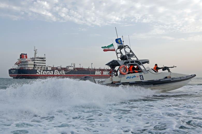 طهران: ناقلة النفط البريطانية المُحتجزة يمكنها مغادرة المياه الإيرانية
