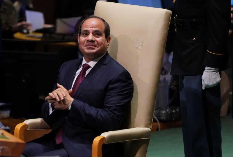 """السيسي: أطلقنا خطة شاملة لمكافحة الإرهاب.. والنيل """"مسألة حياة"""" لمصر"""