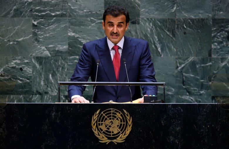 """أمير قطر: الحصار تسبب في موت """"التعاون الخليجي"""".. ومستعدون للحوار"""