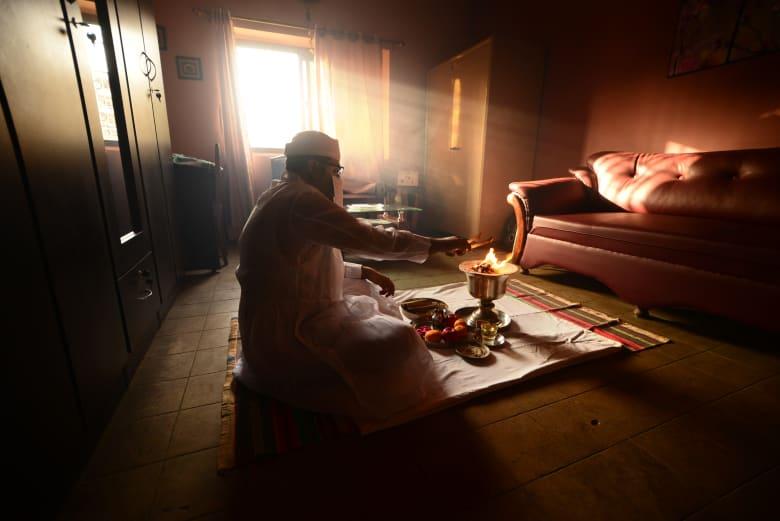 صورة تعكس الأقليات الدينية في باكستان