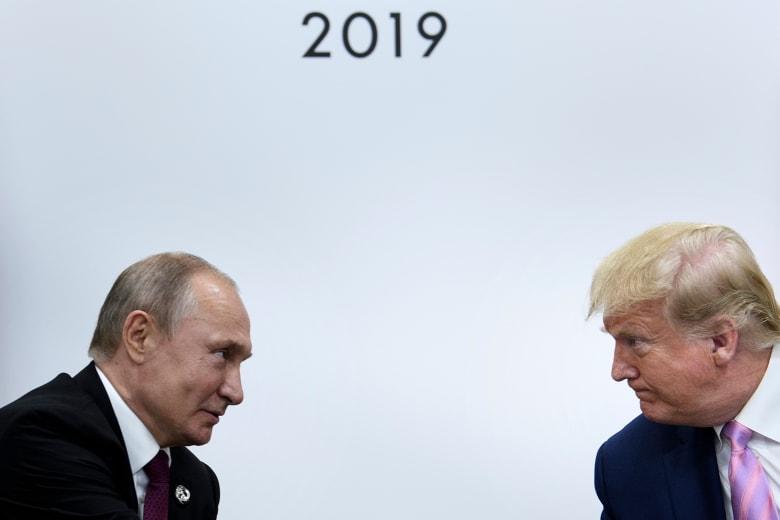 الكرملين: نأمل عدم نشر نصوص المكالمات الهاتفية للبيت الأبيض مع بوتين