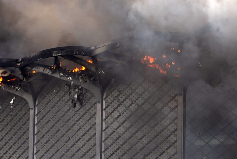 أمير مكة: تشكيل لجان للتحقيق في حريق قطار الحرمين.. والأمر ليس بالسهل