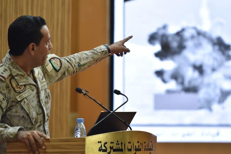 """التحالف يرد على """"مسرحية"""" الحوثيين: يحاولون تضليل الرأي العام الإقليمي والدولي"""