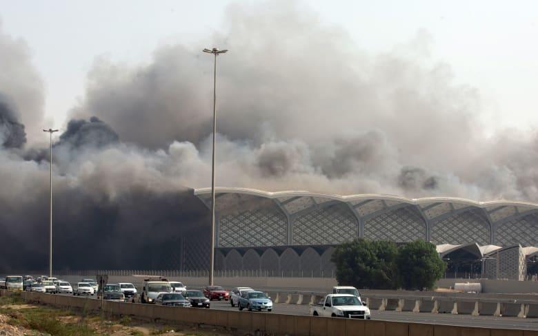 الإعلان عن موعد إعادة قطار الحرمين للخدمة بعد حريق محطة السليمانية