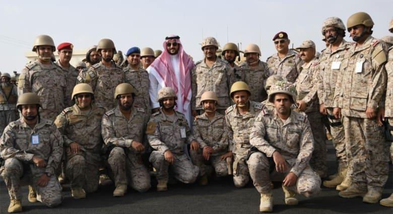 نائب وزير دفاع السعودية يرد على ظريف وتصريحه لـCNN عن هجوم أرامكو والحوثي