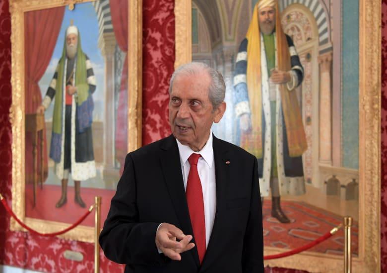 الرئيس التونسي المؤقت: سجن القروي يؤثر على مصداقية الانتخابات