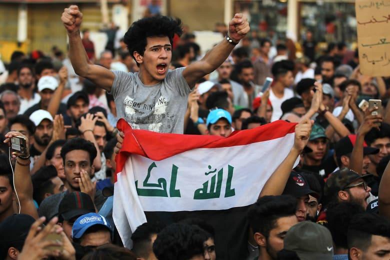 رئيس وزراء العراق يعلن تشكيل لجنة مستقلة لدراسة مطالب المتظاهرين