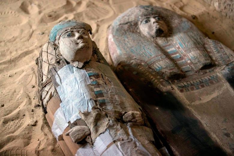 اكتشاف معبد مصري مفقود منذ 2200 عام للملك بطليموس الرابع