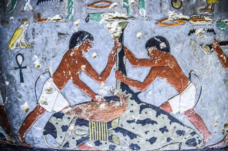 اكتشاف معبد مفقود منذ 2200 عام للملك بطليموس الرابع