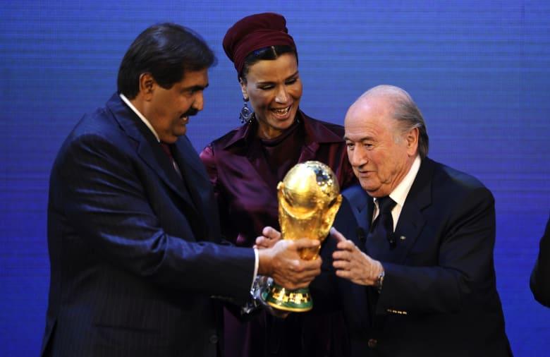 إعلامية سعودية تعلق على إمكانية انسحاب فرنسا من كأس العالم 2022 في قطر