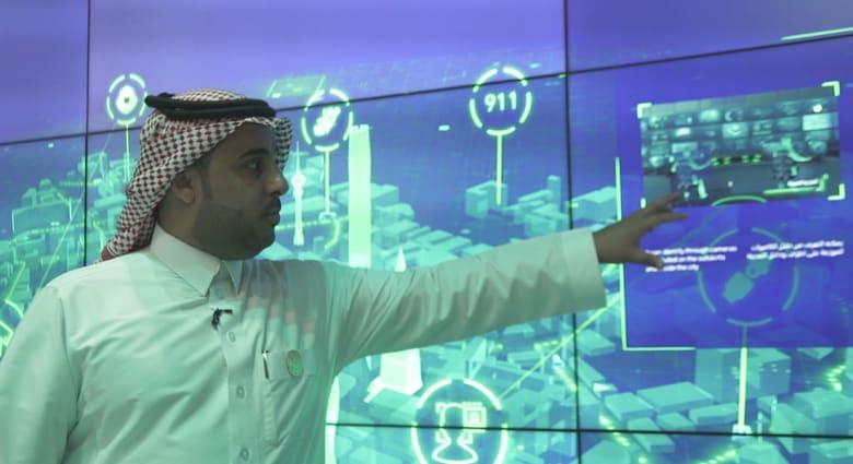 مسؤول بالداخلية السعودية يشرح لـCNN عملية تحرير مخالفات مرورية ورصد جرائم قبل وقوعها بالذكاء الاصطناعي