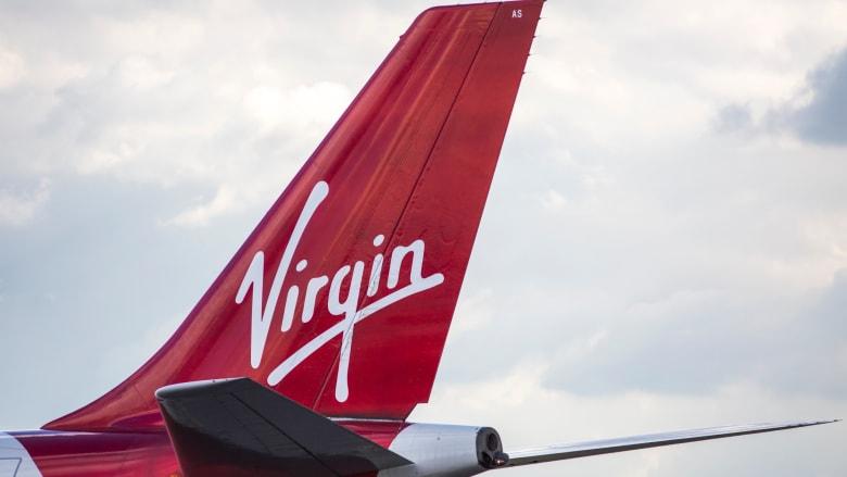مسافرة تتلقى رسائل تحرش على طائرة خطوط فيرجن أتلانتيك الجوية