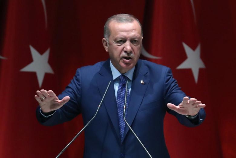 """أردوغان يعلن بدء العملية العسكرية """"نبع السلام"""".. وقوات سوريا الديمقراطية: الطيران يقصف المدنيين"""
