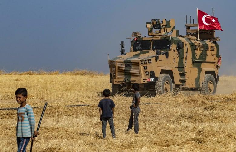 """مع انطلاق """"نبع السلام"""".. إعلامية سعودية تعلق على تسمية القوات التركية بـ""""الجيش المحمدي"""""""