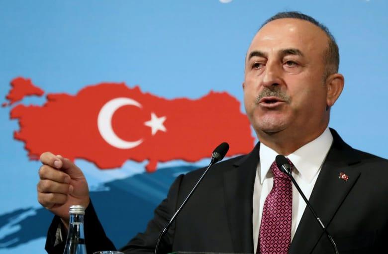 """وزير خارجية تركيا يرد على إدانة السعودية """"نبع السلام"""": بأي وجه؟"""