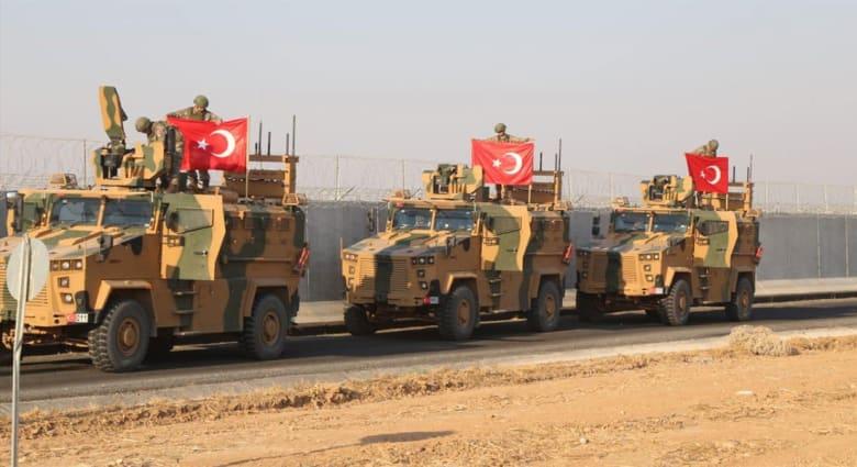 """حصيلة ضحايا أول أيام """"نبع السلام"""".. والدفاع التركية تنشر مقاطع من العمليات"""