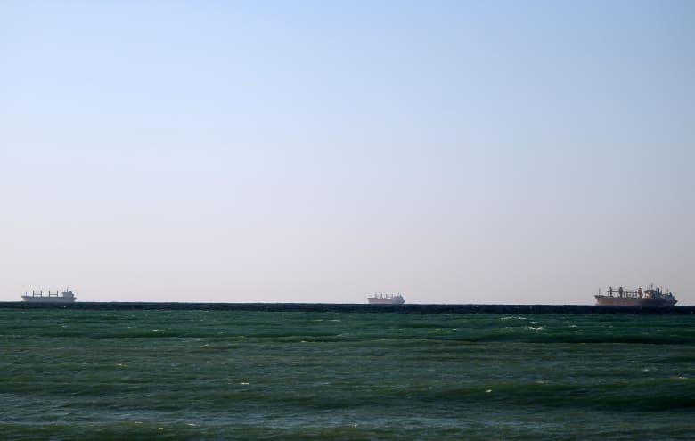 مسؤول بشركة ناقلات النفط بإيران: الصاروخان يحتمل أنهما أطلقا من السعودية