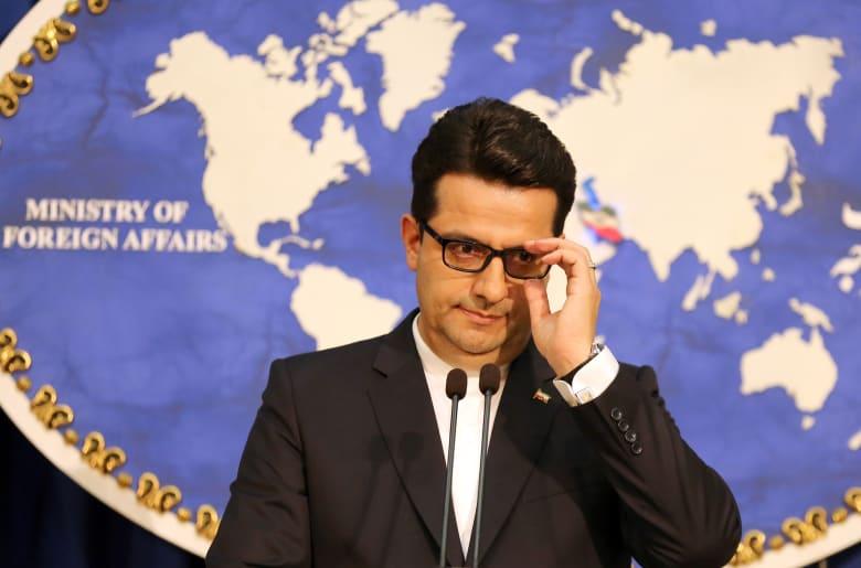 أول تعليق لخارجية إيران على انفجاري ناقلة نفط قبالة جدة السعودية