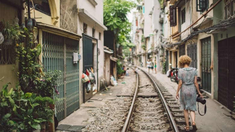 مدينة هانوي في فيتنام