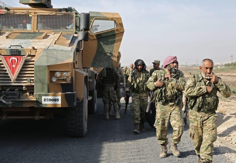 """مسؤول يوضح """"السقف"""" بالنسبة لأمريكا بعمليات """"نبع السلام"""" التركية في سوريا"""