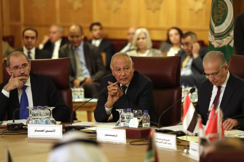 """الجامعة العربية تطالب بوقف فوري لـ""""نبع السلام"""" التركية.. و""""سوريا الديمقراطية"""" بالقاهرة"""