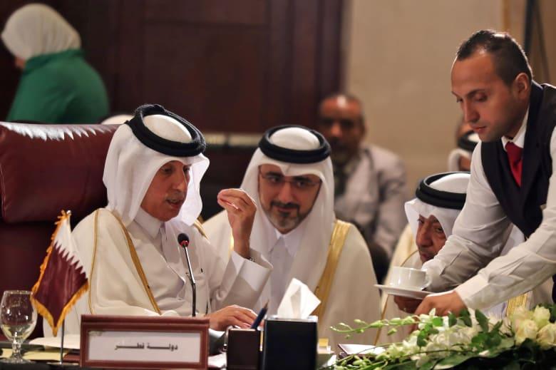 تحفظ قطر على إدانة عمليات تركيا في سوريا يثير ضجة بتويتر