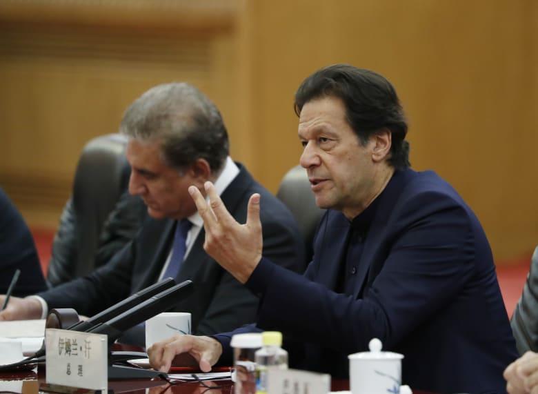 عمران خان: لا نريد صراعًا جديدًا بالمنطقة.. وخلافات السعودية وإيران يمكن حلها بالحوار