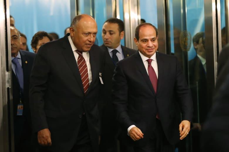 """السيسي حول أزمة سد النهضة: مصر """"كشفت ظهرها وعرت كتفها"""""""