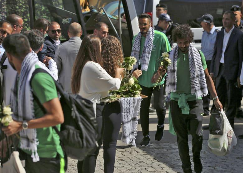 """إسرائيل تعلق على مباراة السعودية والمنتخب الفلسطيني: تسعدنا مواجهة """"الأخضر"""""""