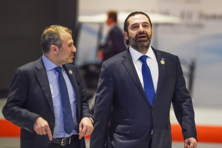 إعلان وزير الخارجية اللبناني زيارة سوريا يثير عاصفة من الجدل.. والحريري: هذا شأنه