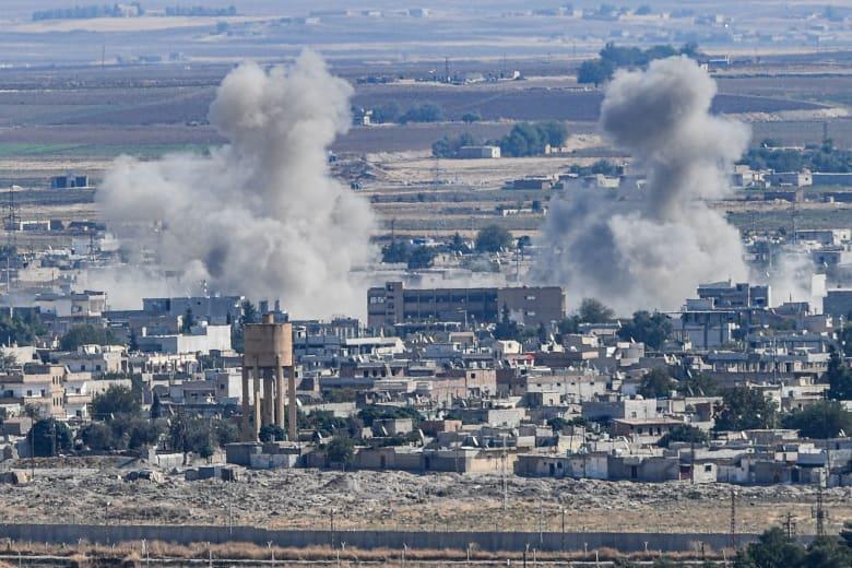 """الناتو: """"العملية التركية"""" قد تزيد المعاناة الإنسانية بالمنطقة"""