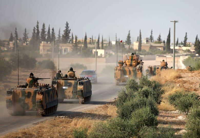 قوات سوريا الديمقراطية: مقتل 75 مدنيا منذ بدء العملية التركية