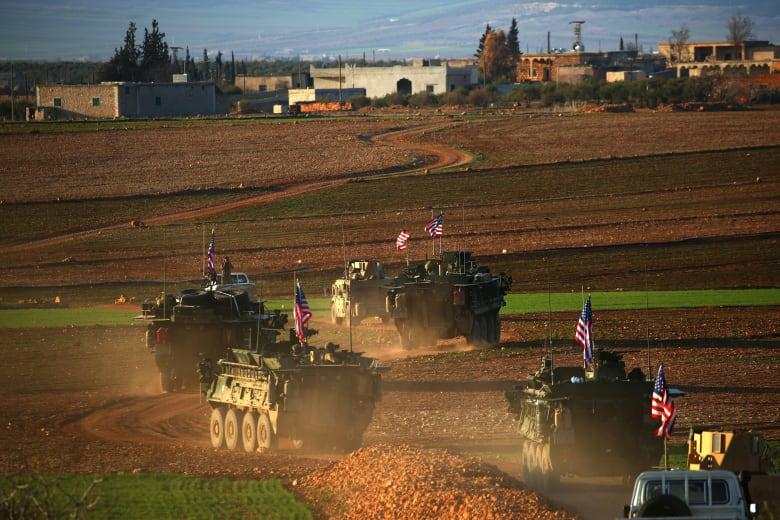 مسؤول لـCNN: جميع القوات الأمريكية في شمال سوريا غادرت مواقعها