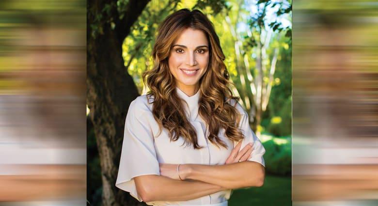 """الملكة رانيا العبدالله """"تخرج عن صمتها"""" وترد برسالة على """"حملة تشويه أقحمت فيها"""""""