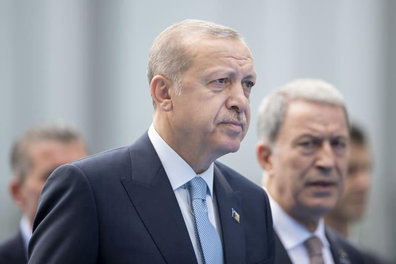 أردوغان يرد على سؤال حول موقف الجامعة العربية: المشكلة في حكام بعض تلك الدول وليس شعوبها